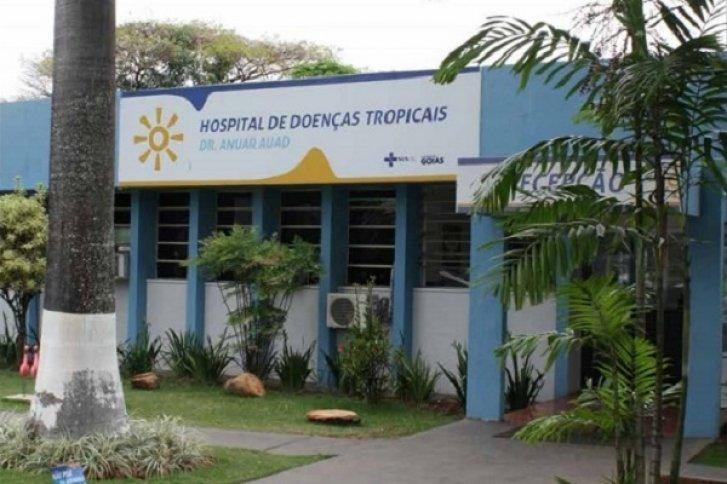 [Hospital de Doenças Tropicais Dr. Anuar Auad (Goiânia/GO)]