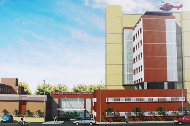 [Hospital Regional Jorge Rossmann (Itanhaém/SP)]